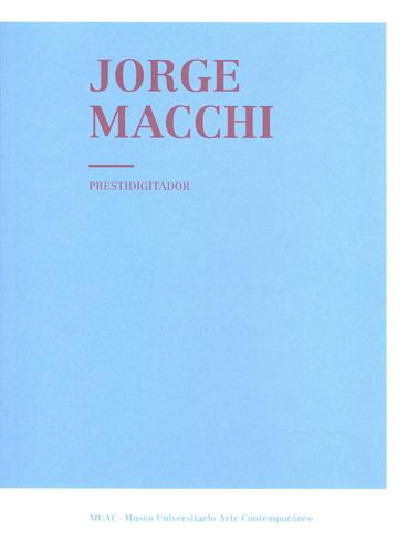 Jorge Macchi prestidigitador