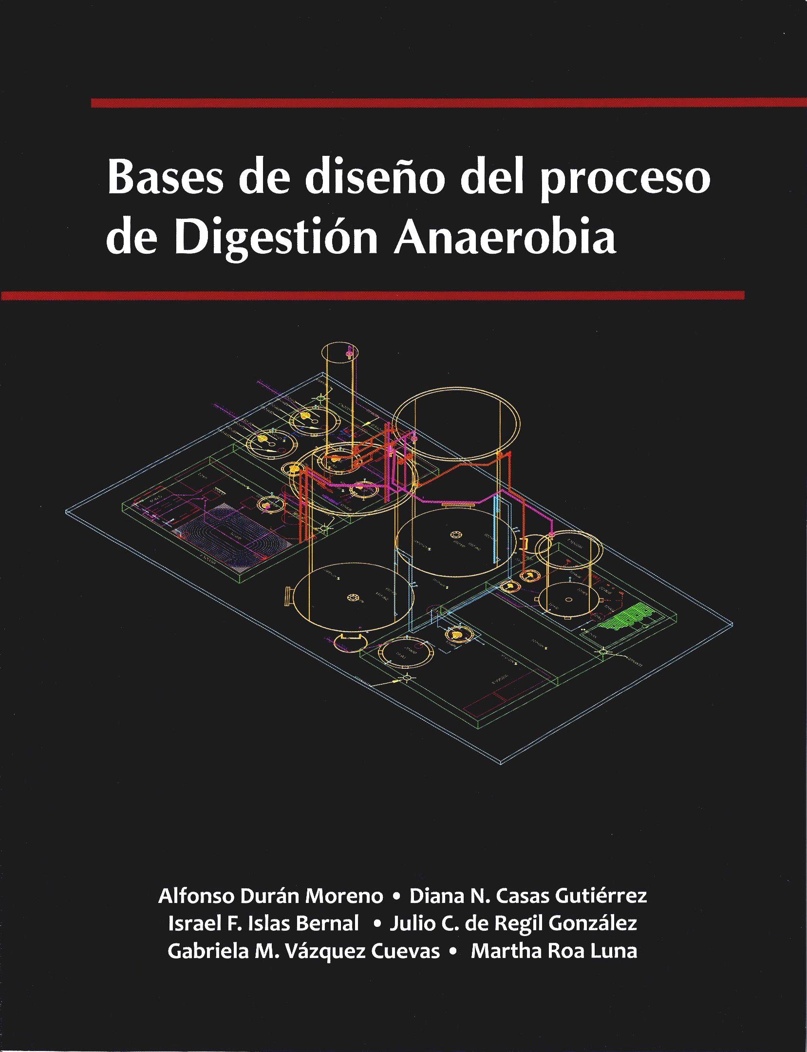 Bases de diseño del proceso de digestión anaerobia