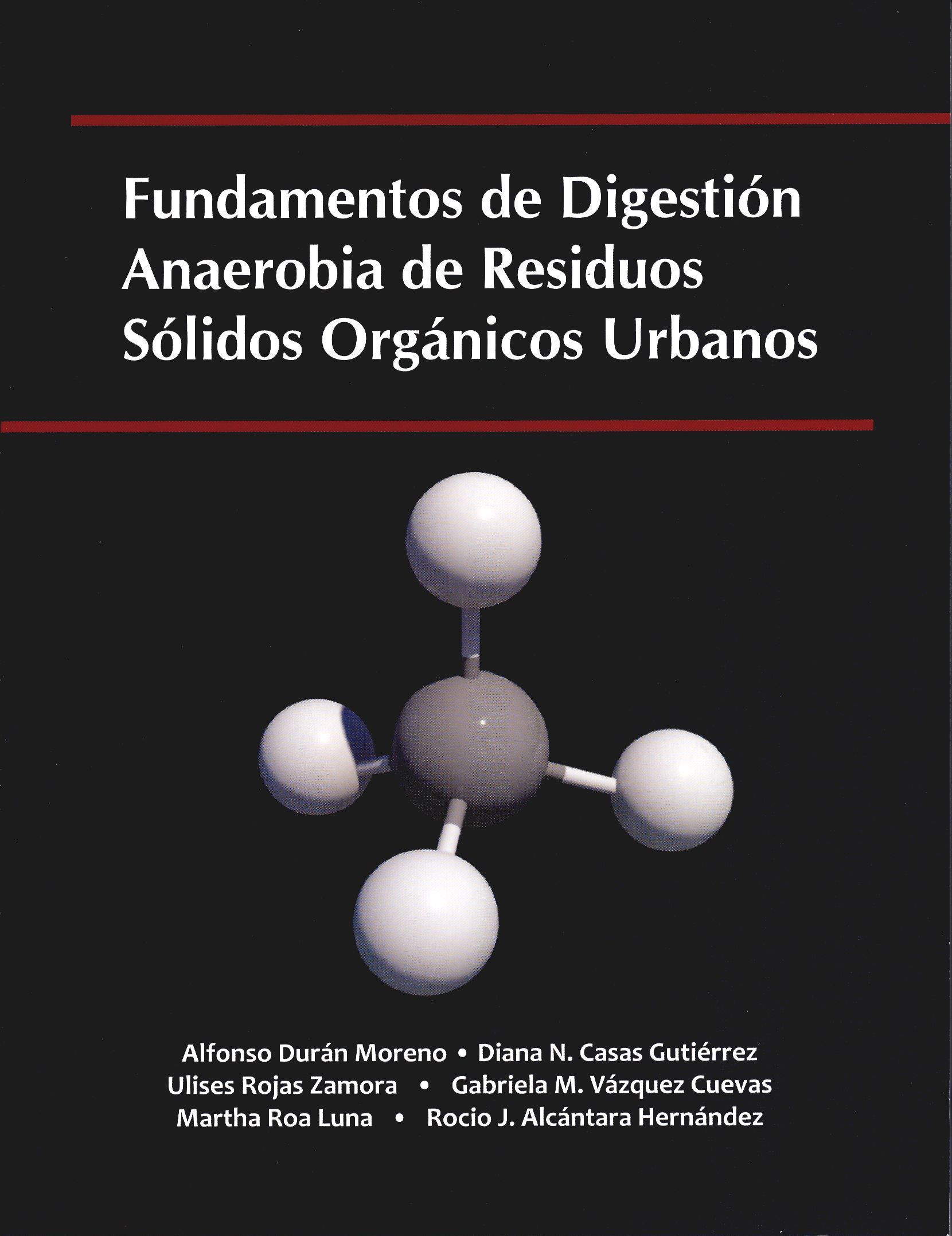 Fundamentos de digestión anaerobia de residuos sólidos orgánicos urbanos