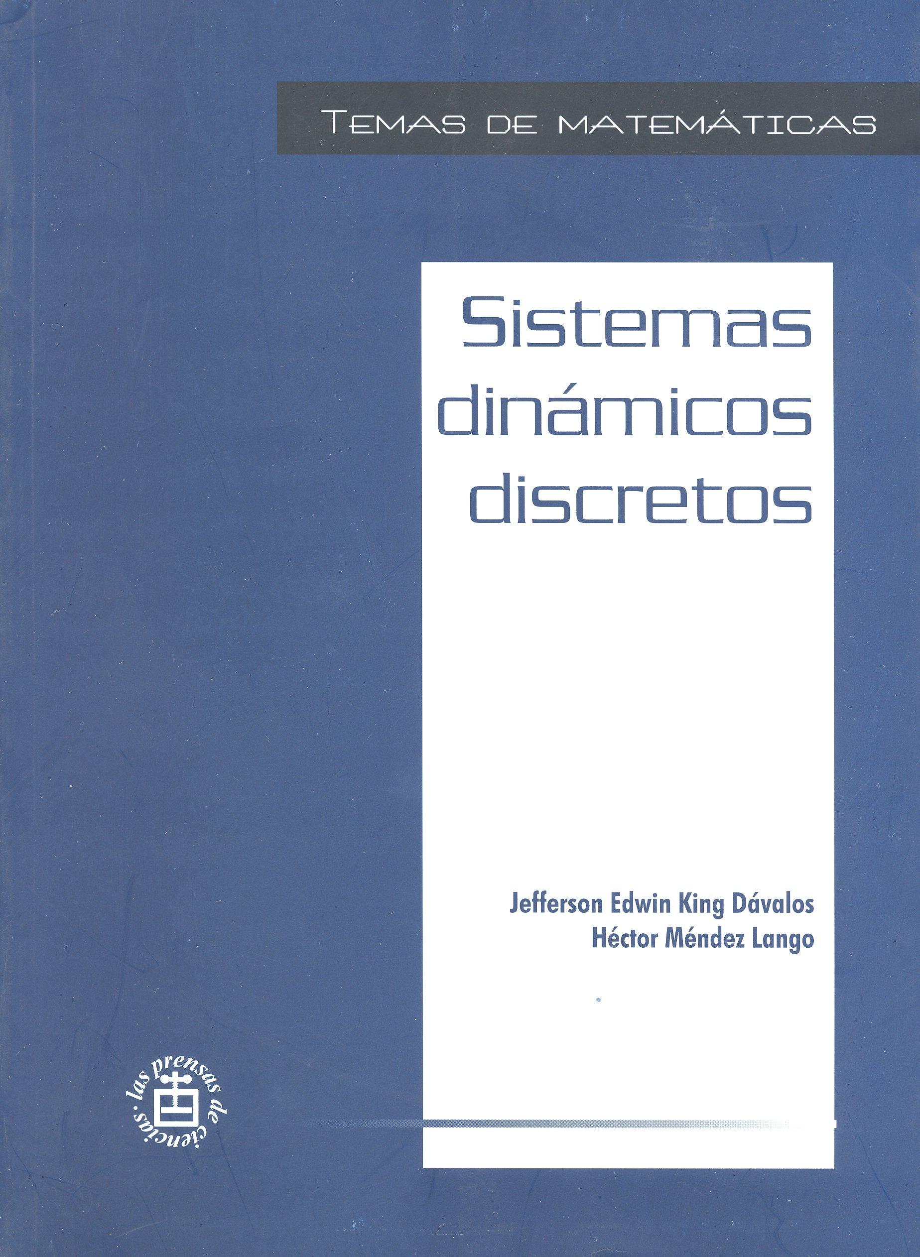 Sistemas dinámicos discretos