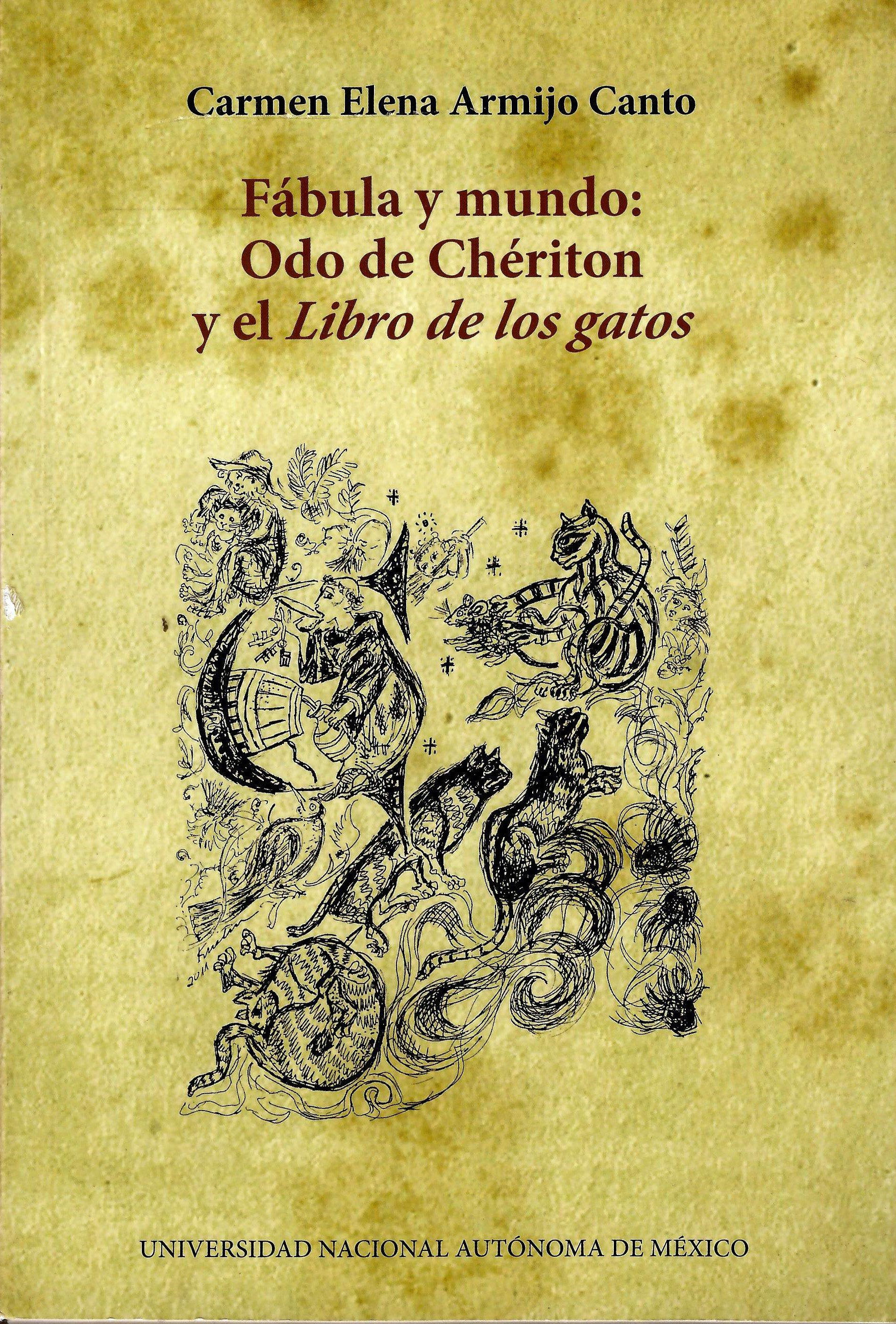 Fábulas y mundo: Odo de Chériton y el libro de los gatos