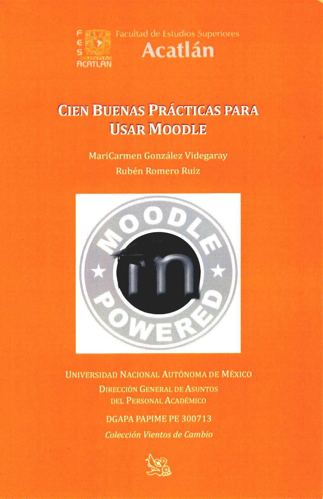 Cien buenas prácticas para usar Moodle