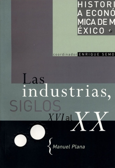 Las industrias, siglos XVI al XX