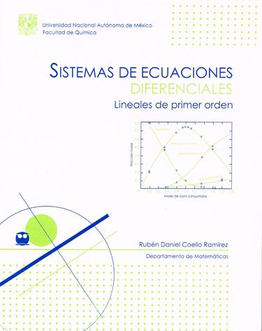 Sistemas de ecuaciones diferenciales. Lineales de primer orden
