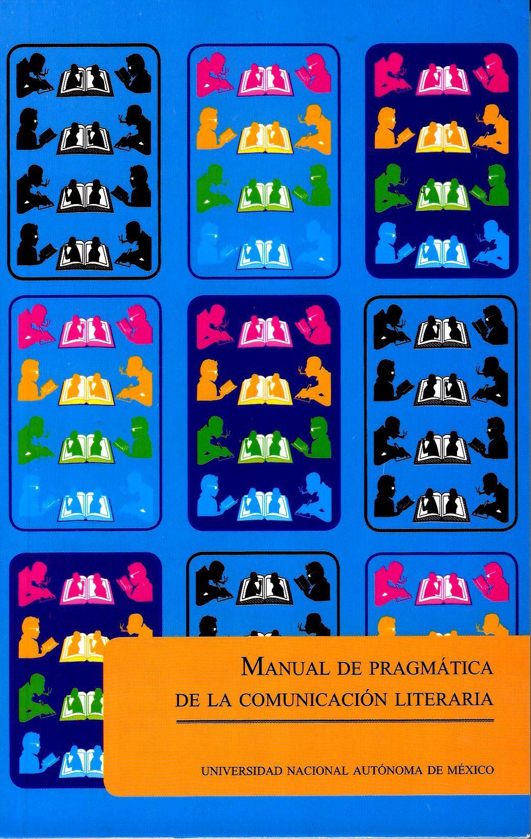 Manual de pragmática  de la comunicación literaria