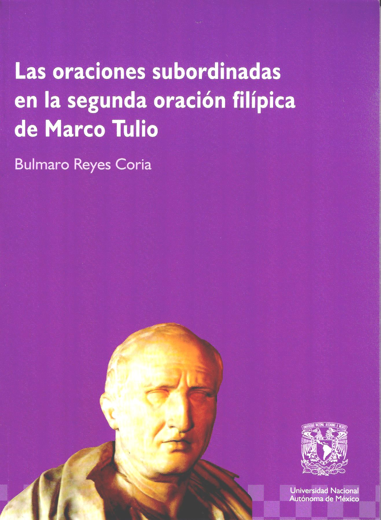 Las oraciones subordinadas en la segunda oración filípica de Marco Tulio