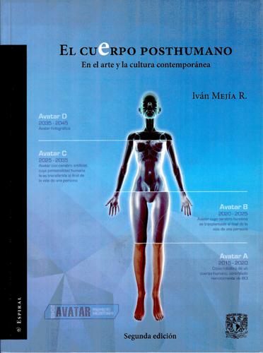 El cuerpo posthumano. En el arte y la cultura contemporánea