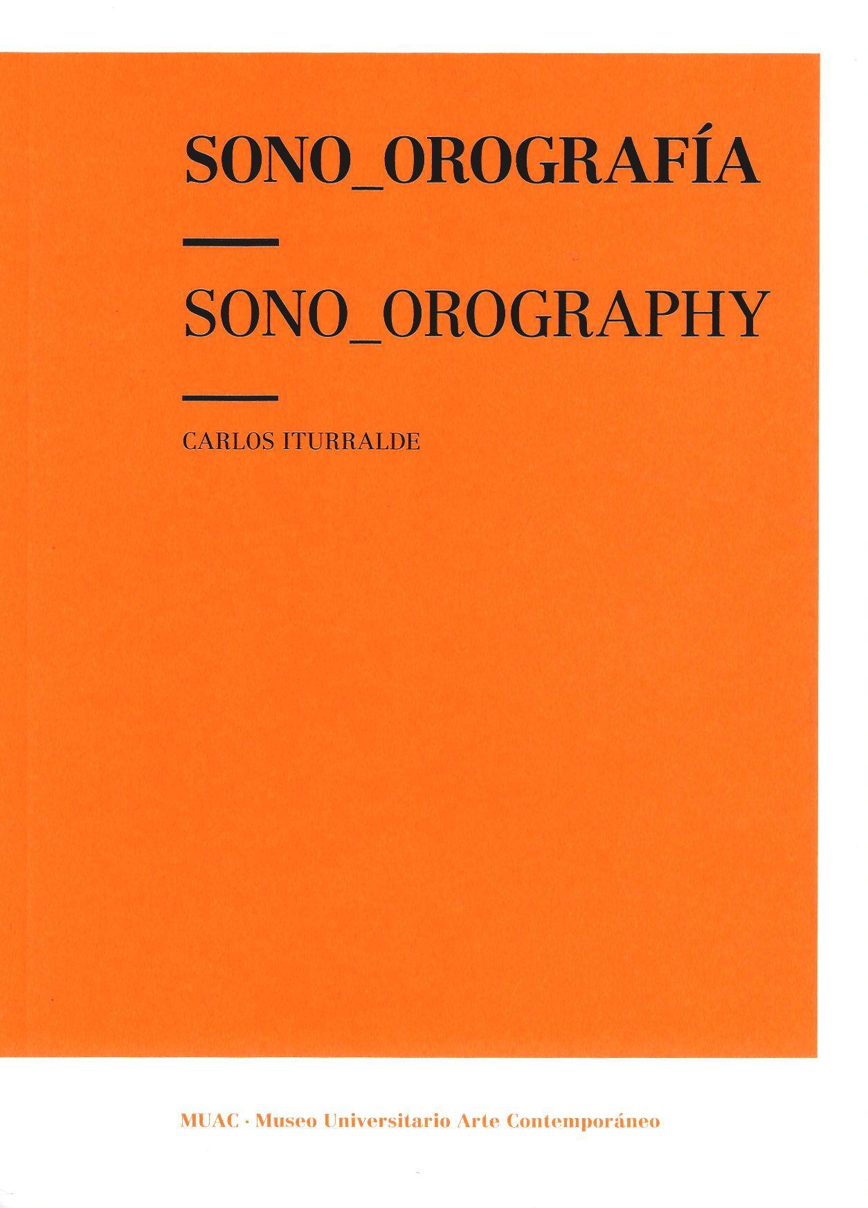 Sono_orografía / Sono_orography