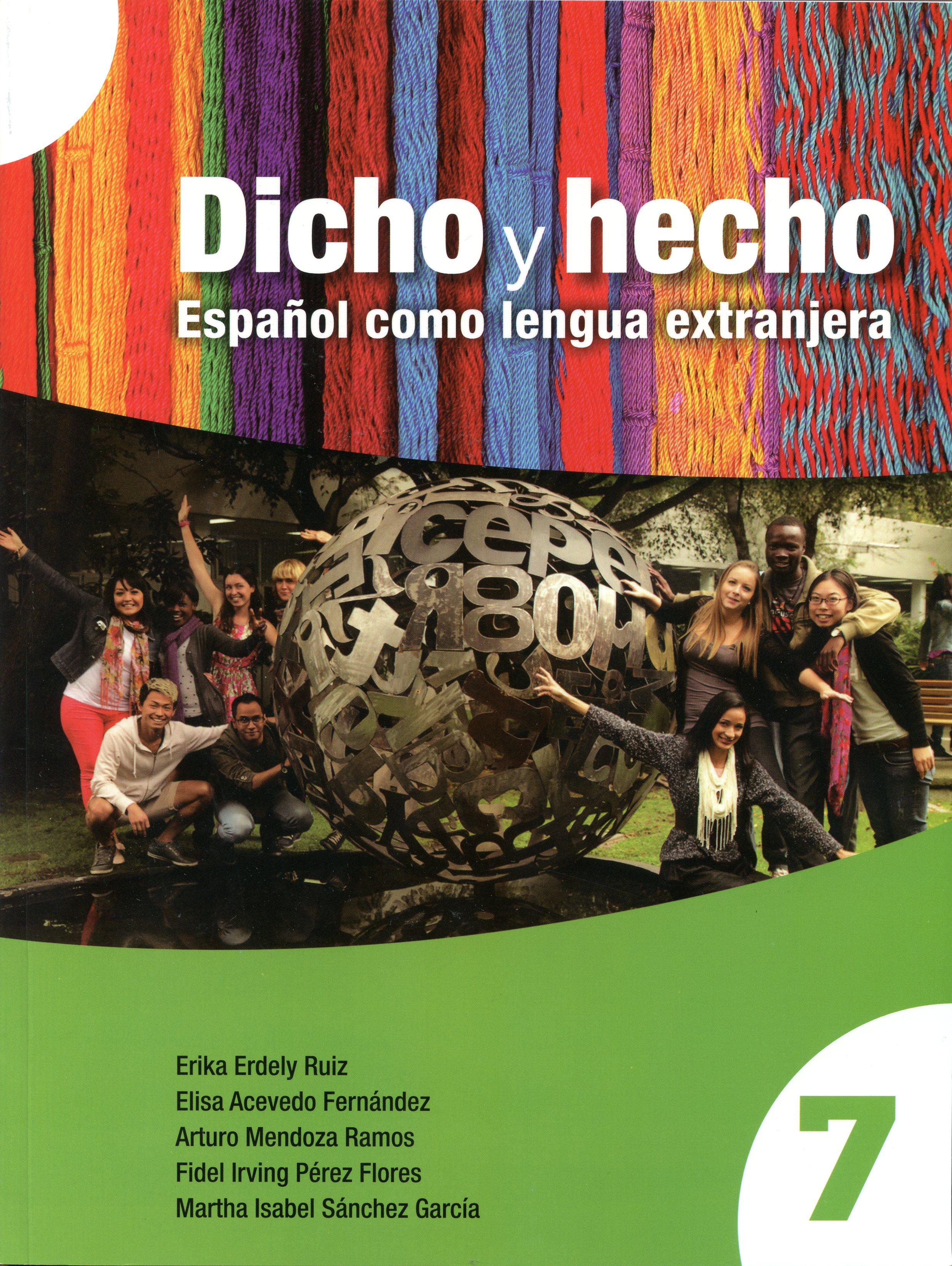 Dicho y hecho. Español como lengua extranjera 7