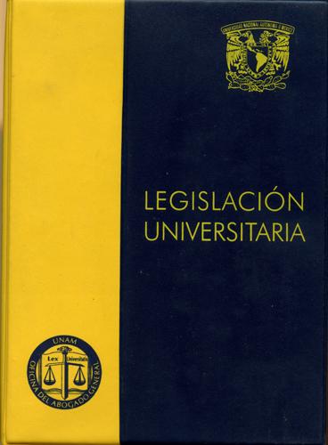 Legislación universitaria