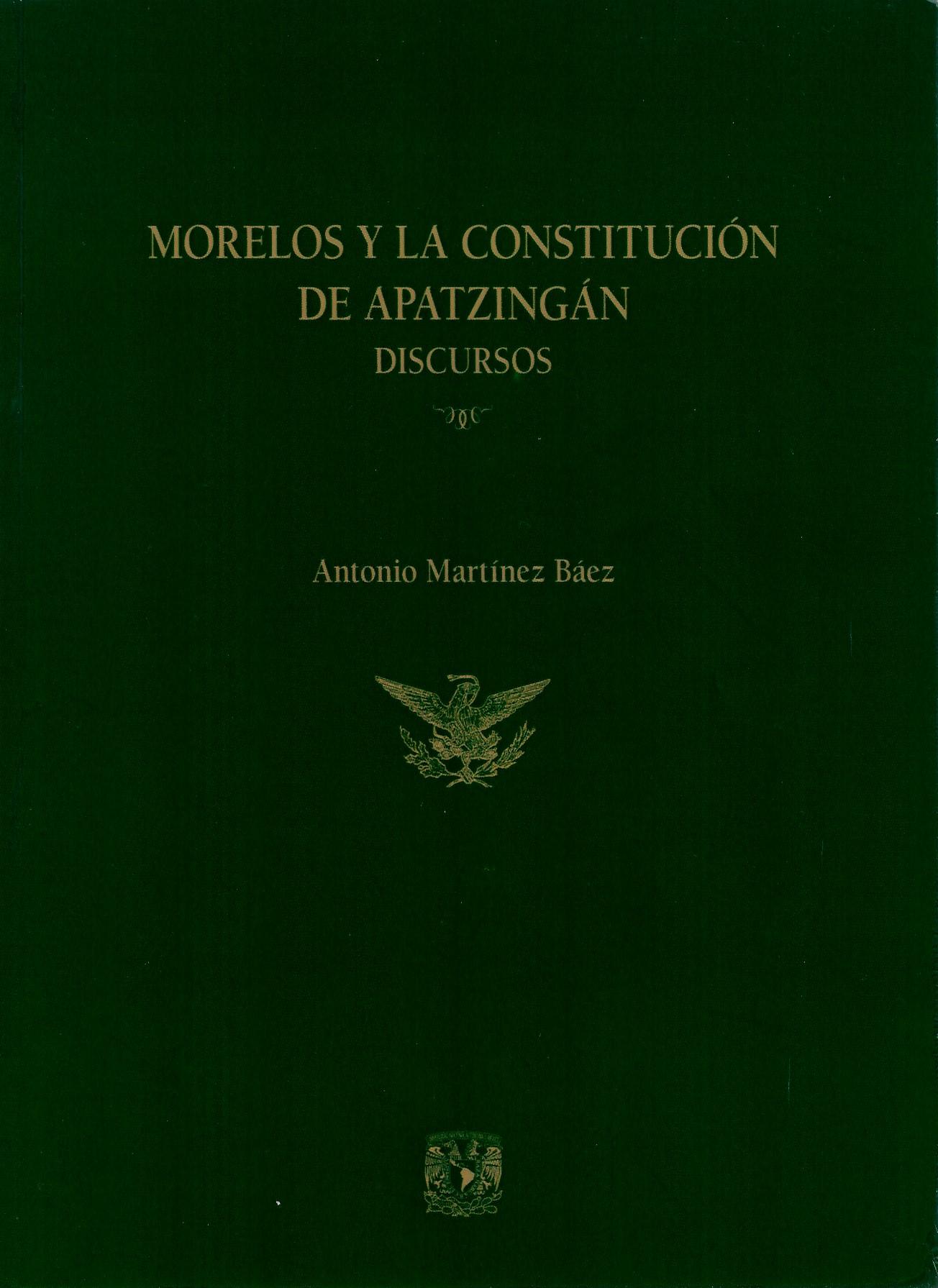 Morelos y la Constitución de Apatzingán