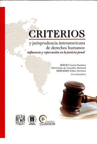 Criterios y jurisprudencia interamericana de derechos humanos: