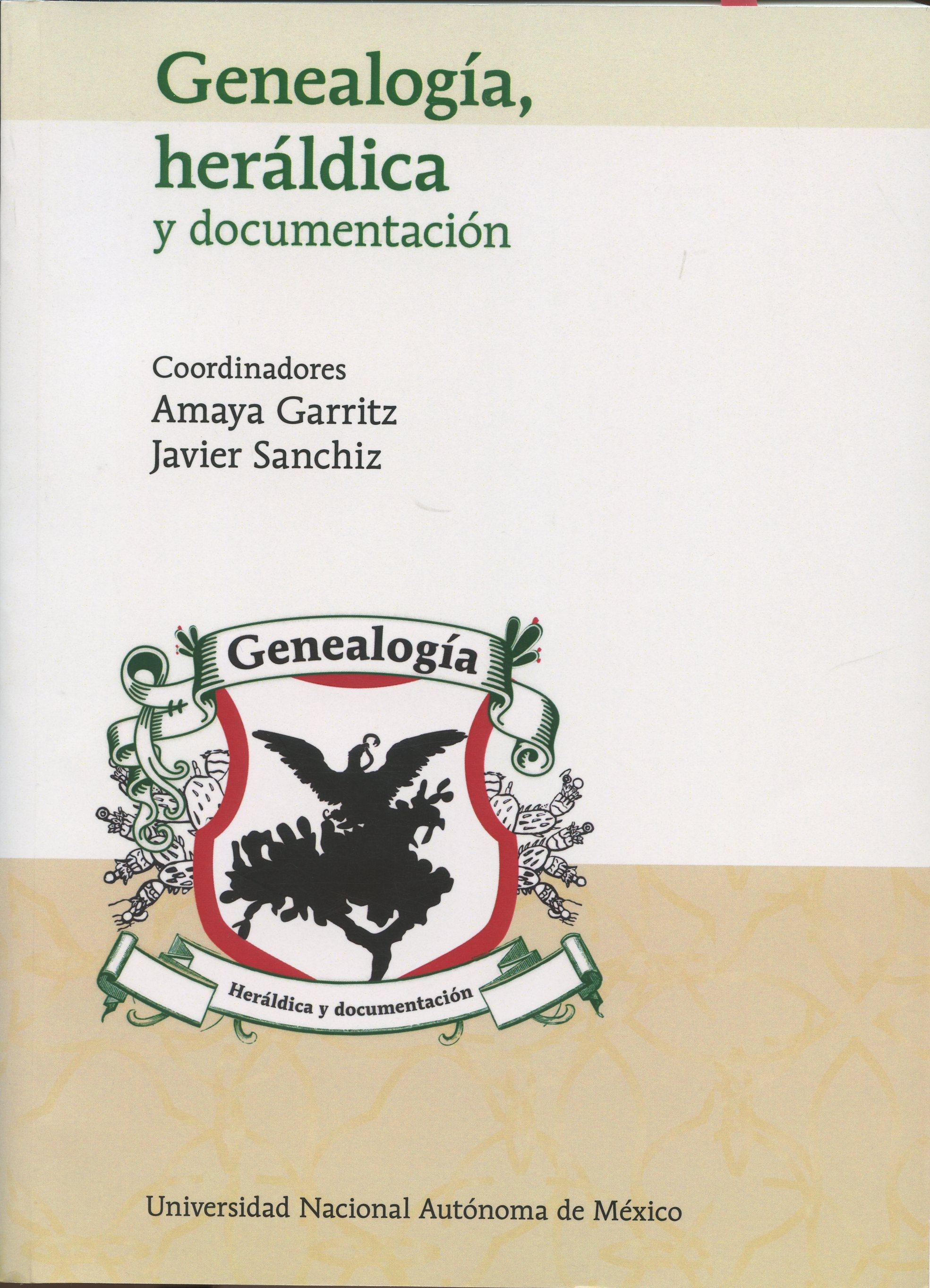 Genealogía, heráldica y documentación