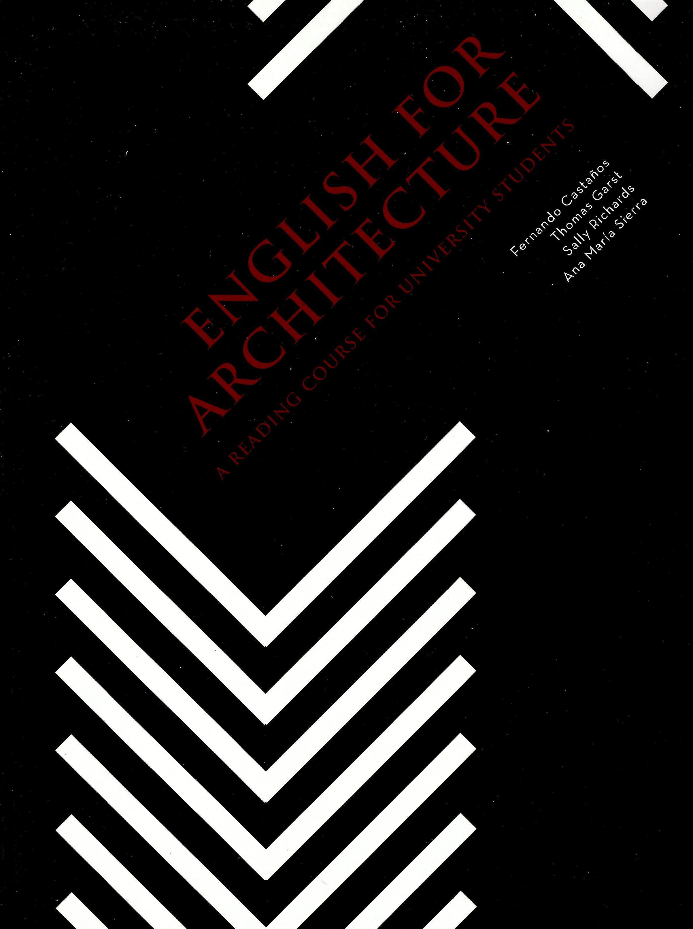 English for Architecture. A reading course for university students