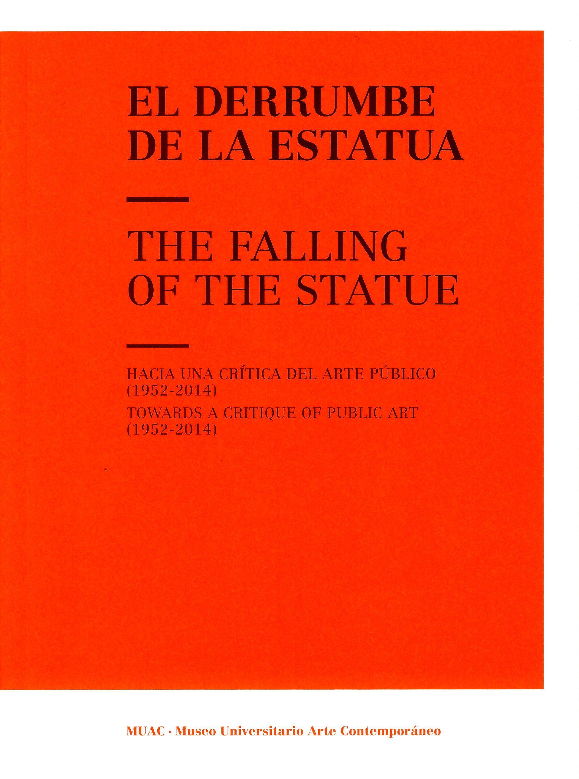 El derrumbe de la estatua
