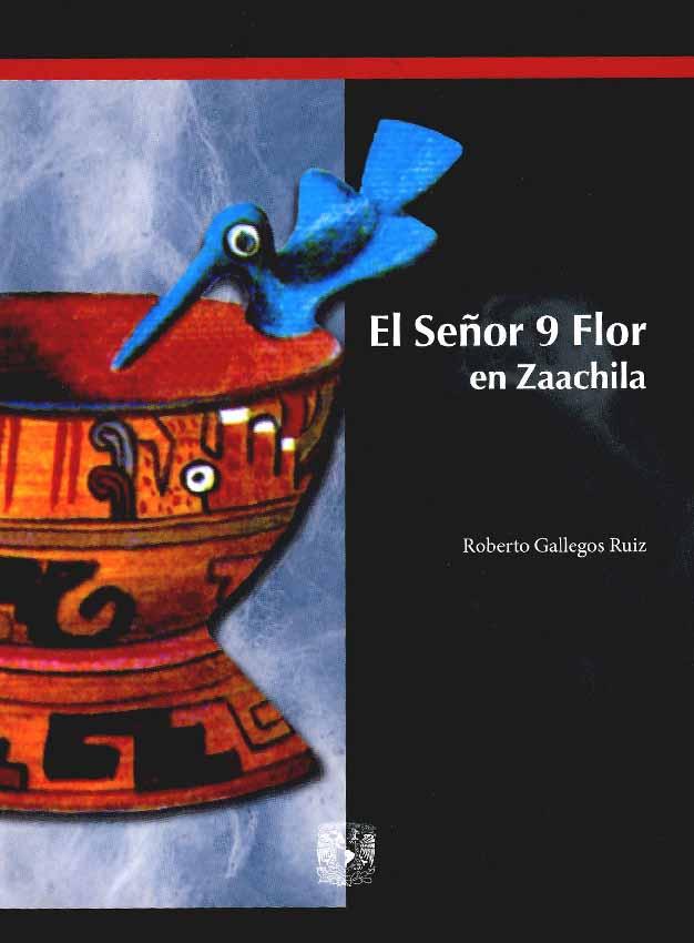 El señor 9 Flor en Zaachila