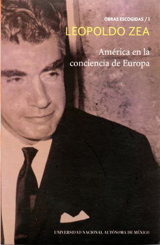 América en la conciencia de Europa