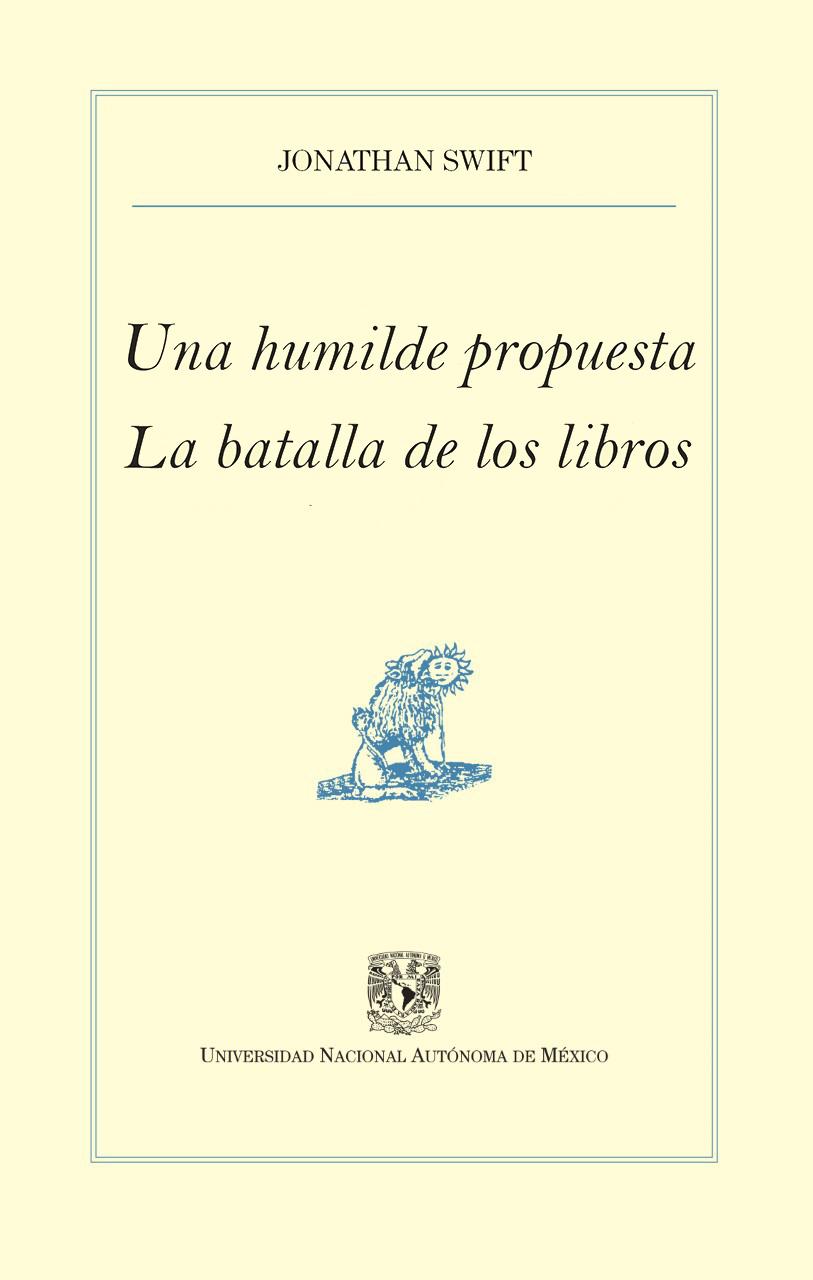 Una humilde propuesta. La batalla de los libros