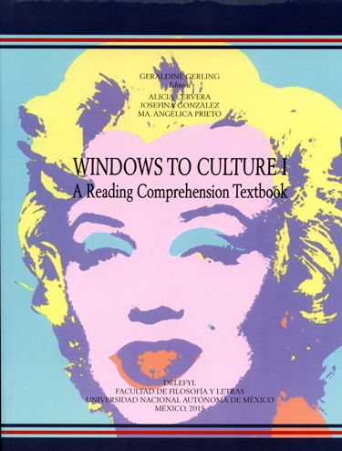 Windows to Culture I. A Reading Comprehension Textbook