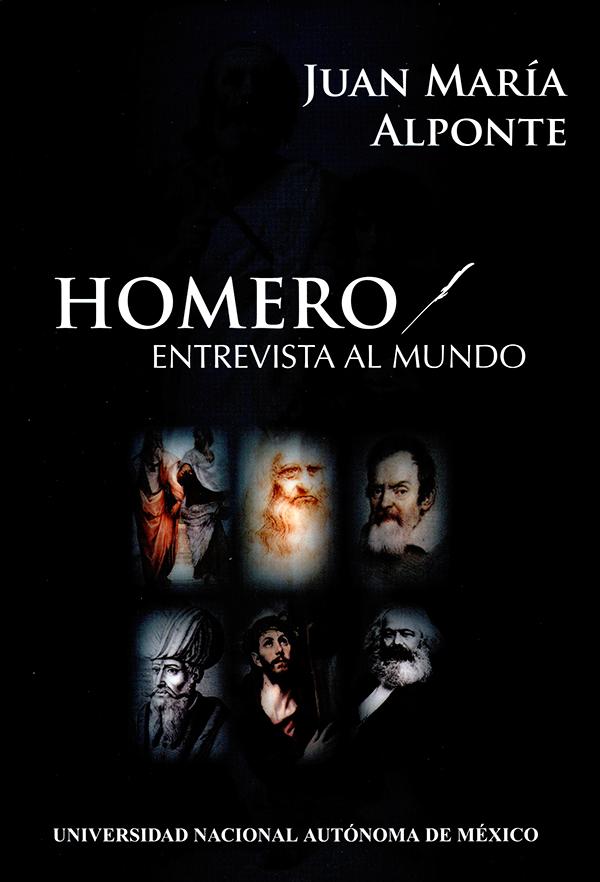 Homero entrevista al mundo