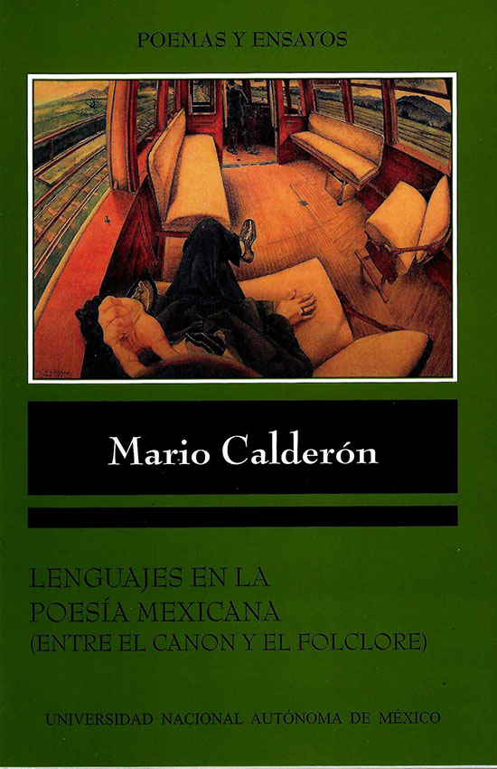 Lenguajes en la poesía mexicana (entre el canon y el folclore)