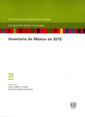 Inventario de México en 2015