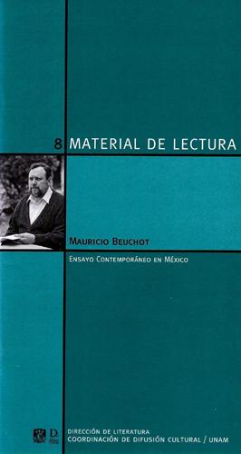 Mauricio Beuchot Los procesos de la interpretación