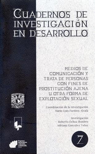 Medios de comunicación y trata de personas con fines de prostitución ajena