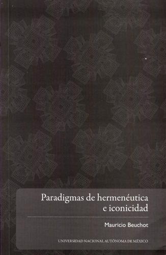 Paradigmas de hermenéutica e iconicidad