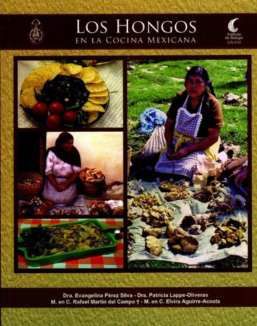 Los hongos en la cocina mexicana
