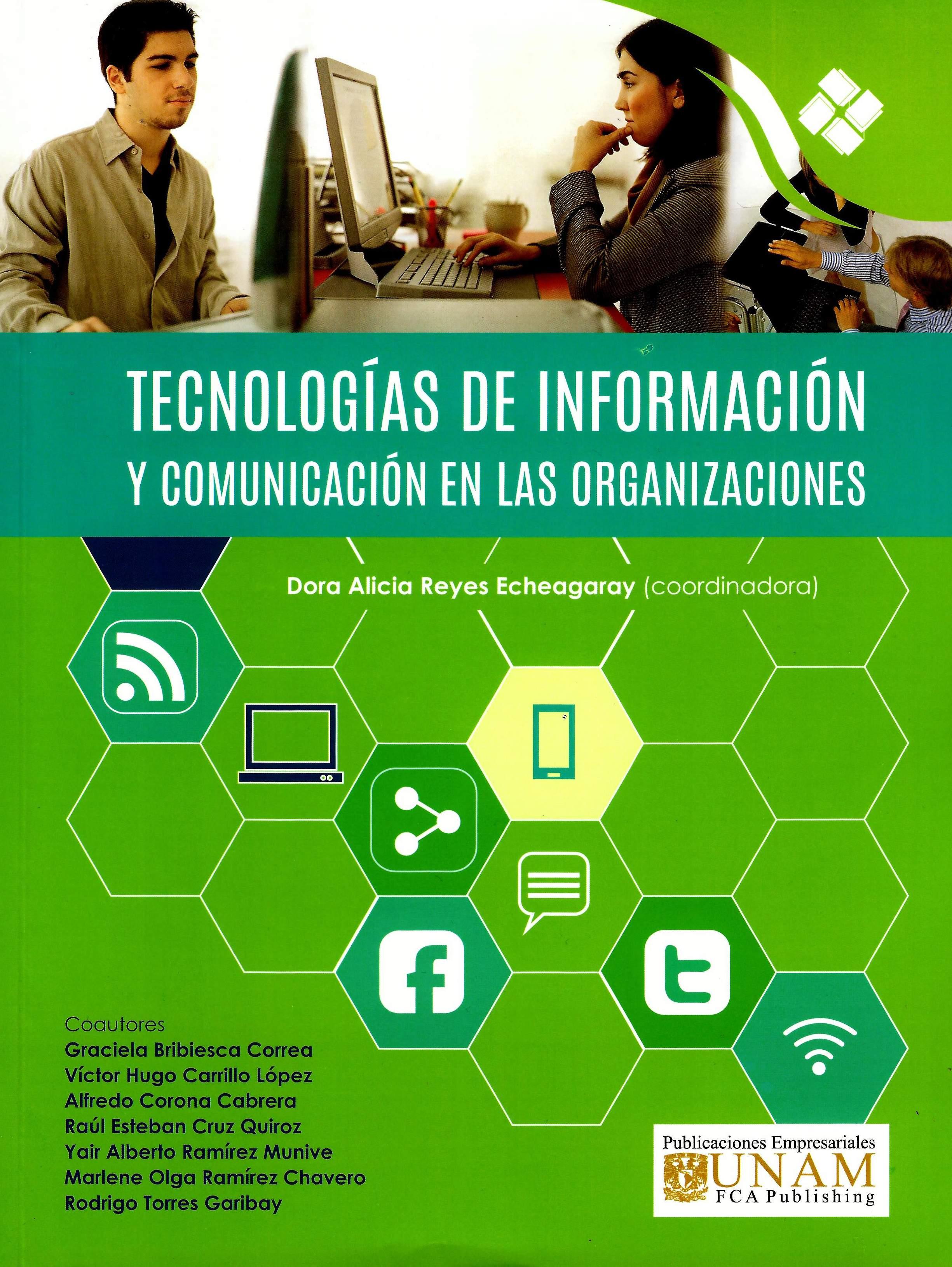 Tecnologías de información y comunicación en las organizaciones