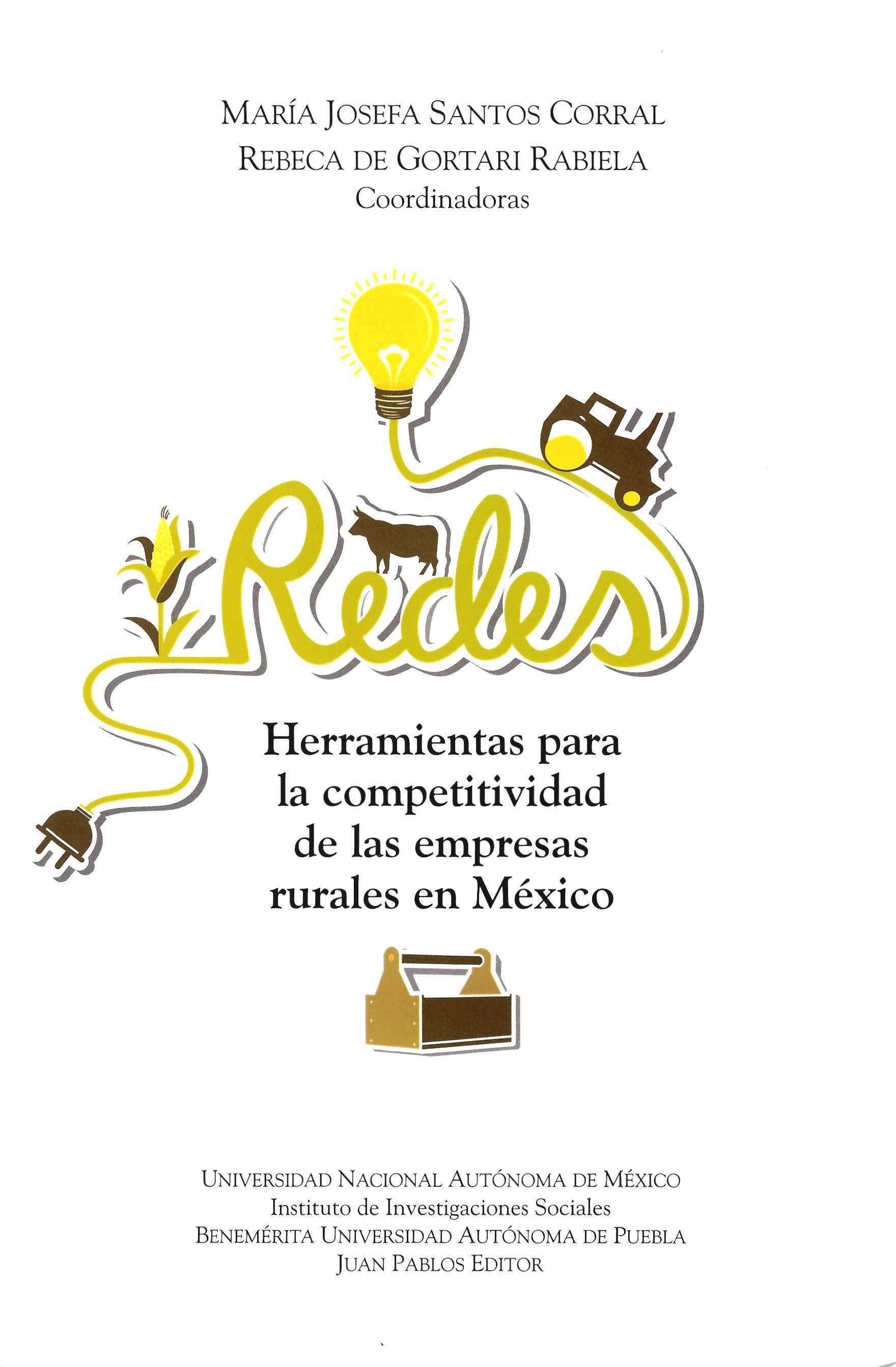 Las redes: herramientas para la competitividad de las empresas rurales en México