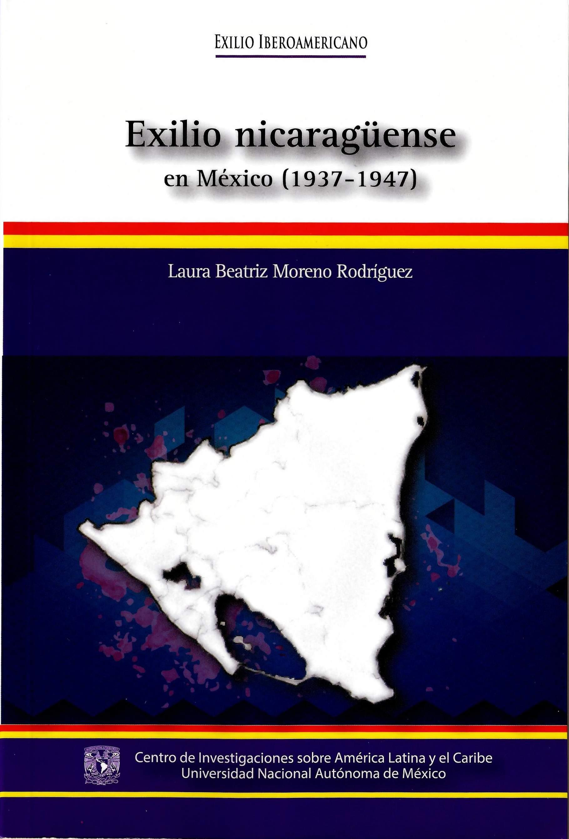 Exilio nicaraguense en México (1937-1947)