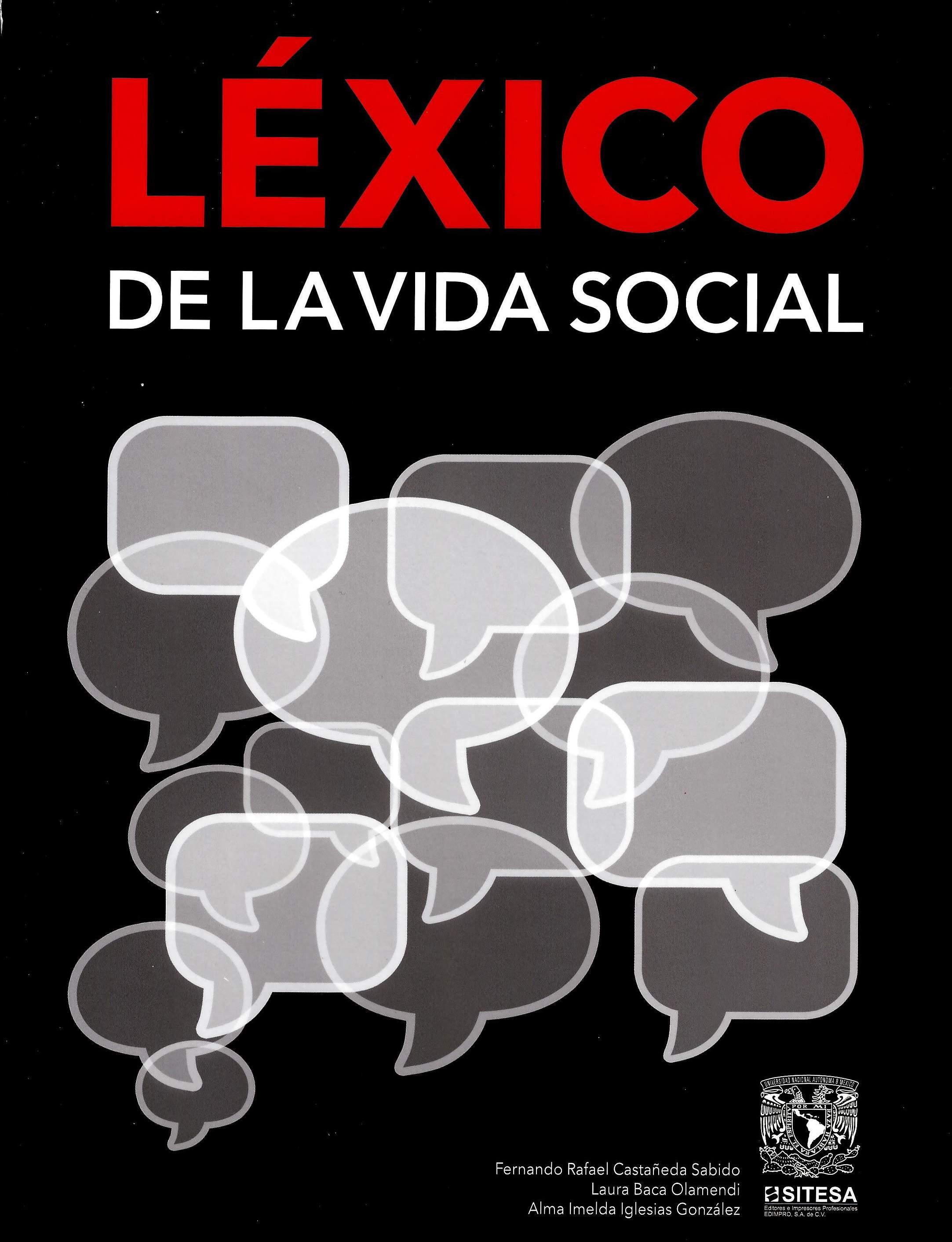 Léxico de la vida social