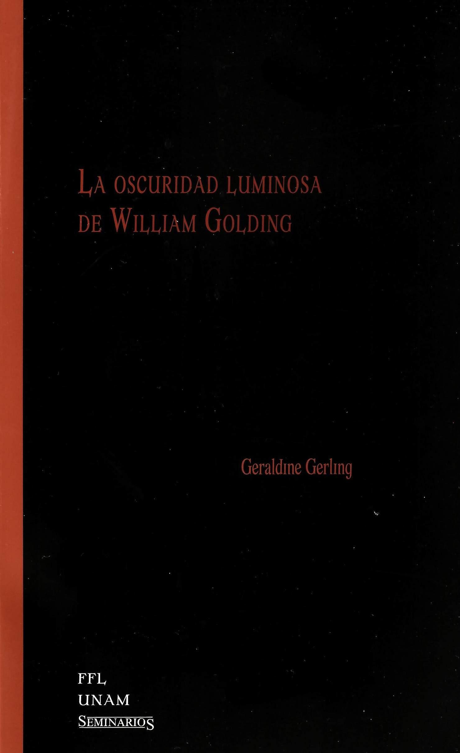 La oscuridad luminosa de William Golding