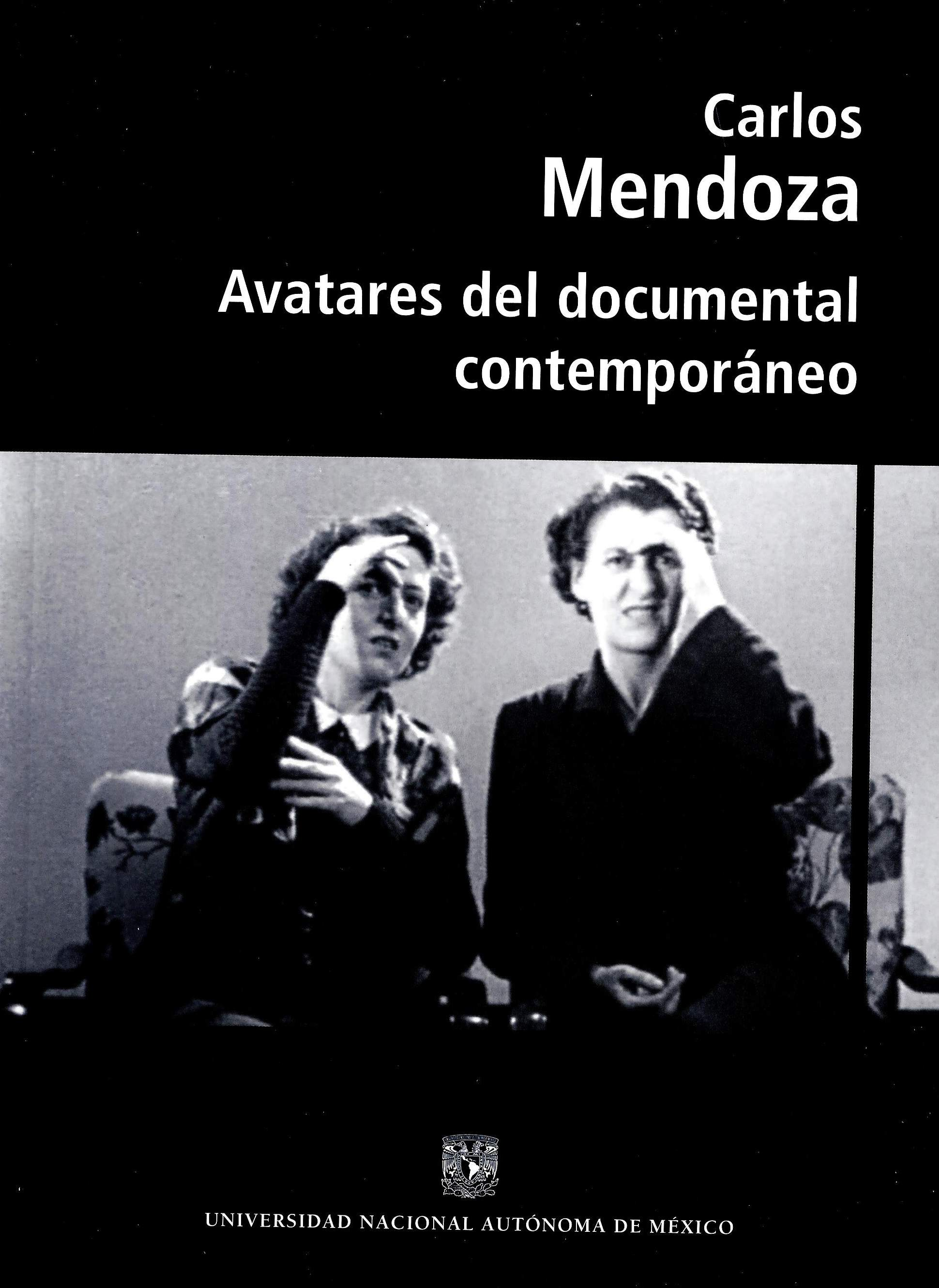 Avatares del documental contemporáneo