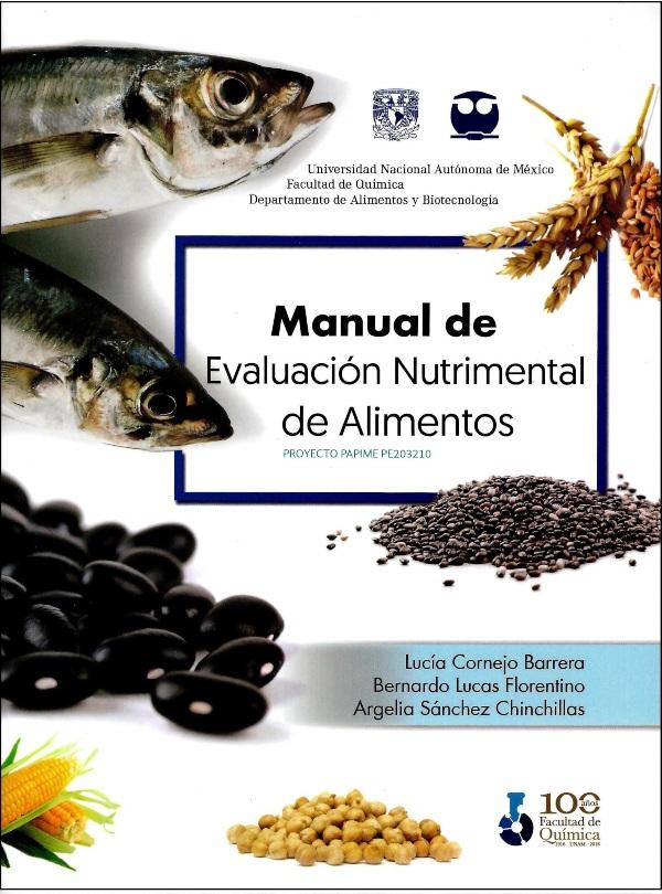 Manual de Evaluación Nutrimental de Alimentos