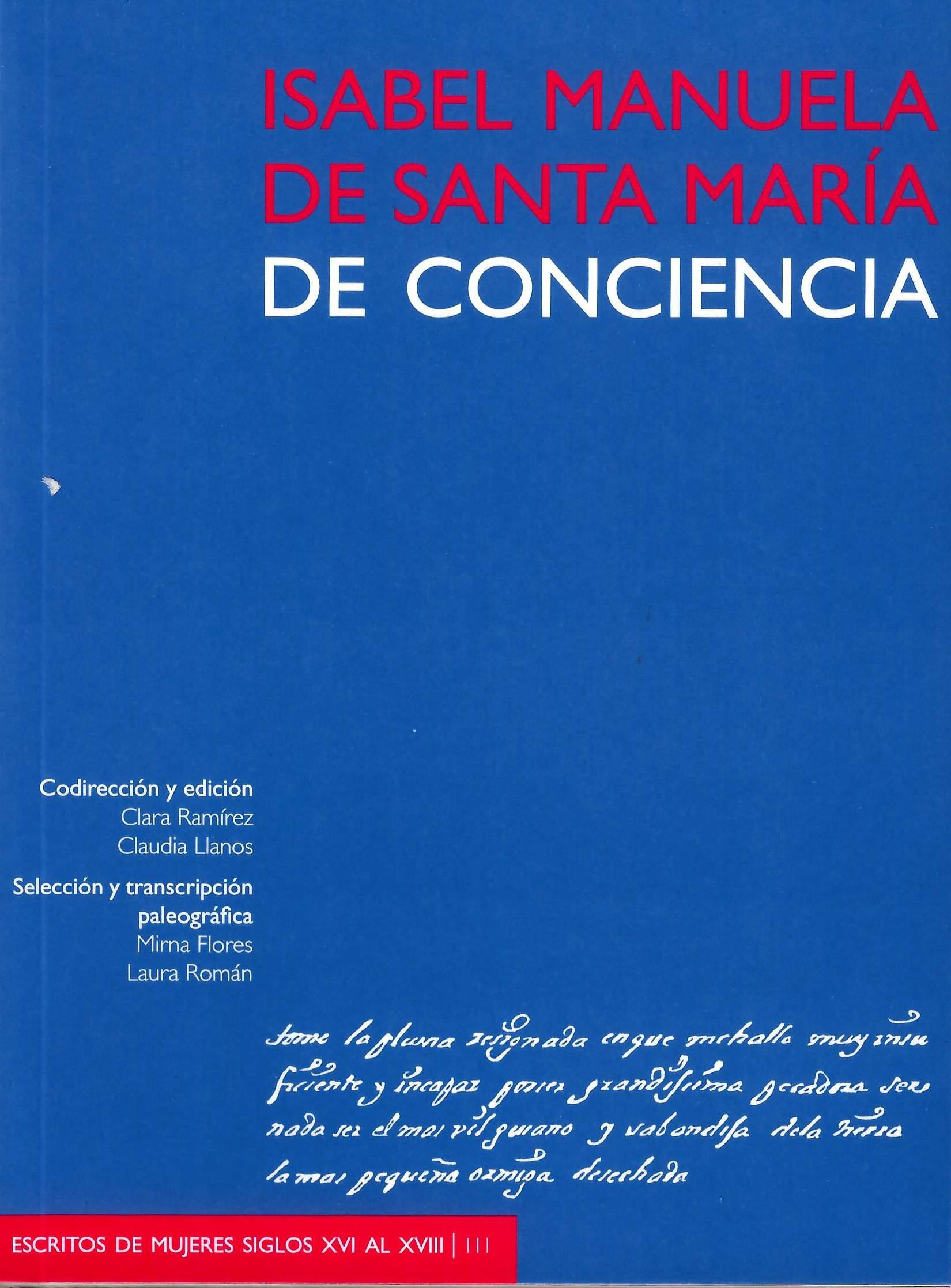 Isabel Manuela de Santa María de Conciencia
