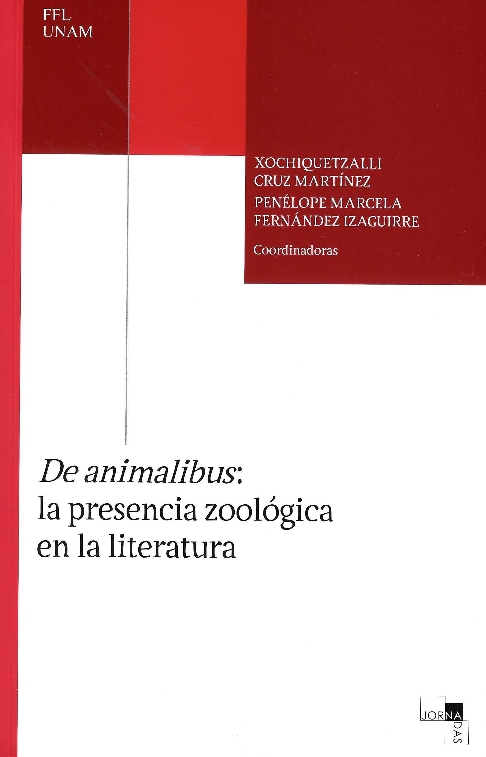 De animalibus: la presencia zoológica en la literatura