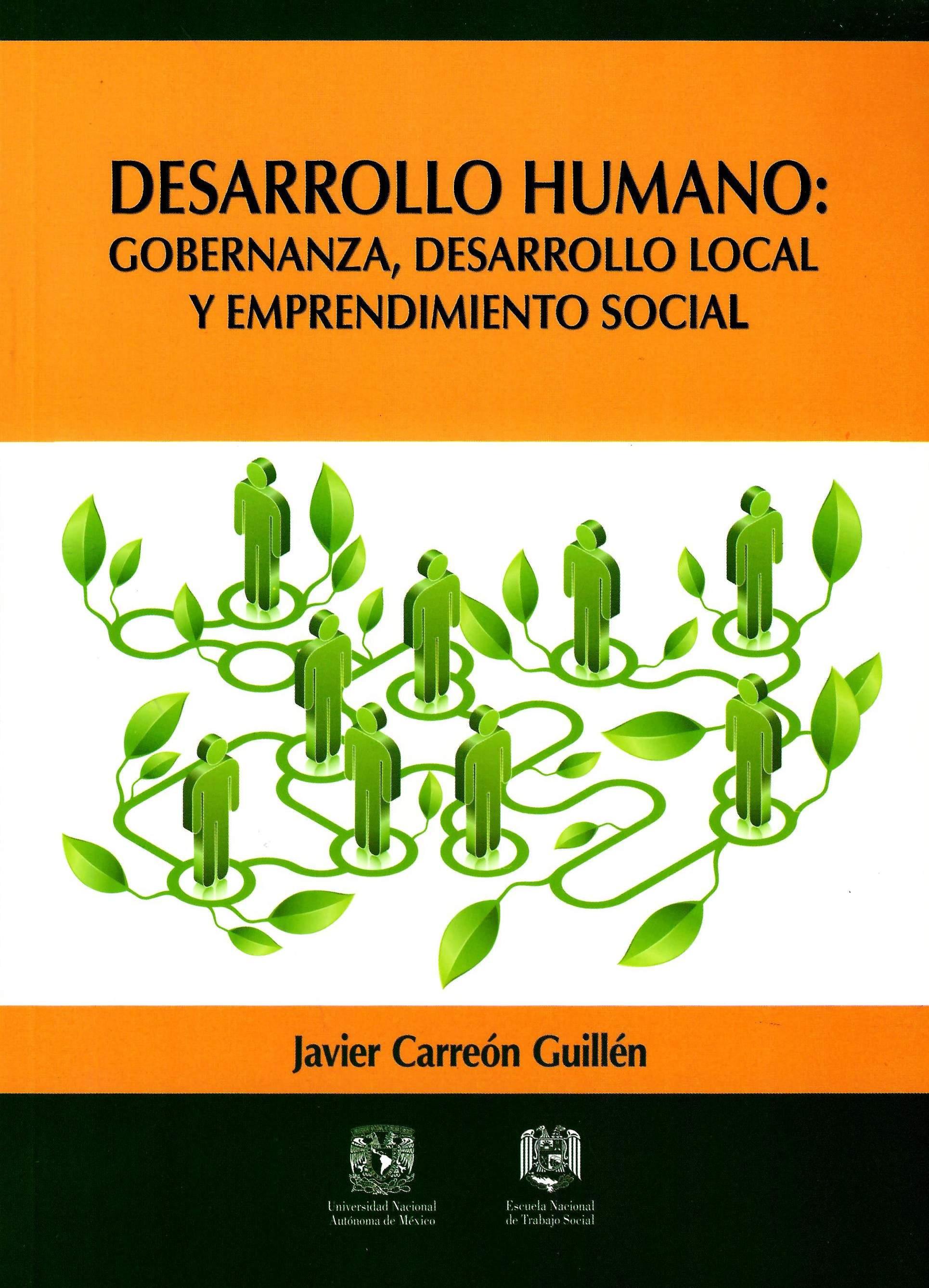 Desarrollo humano: gobernanza, desarrollo local y emprendimiento social