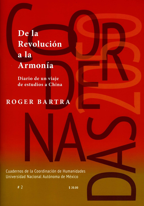 De la Revolución a la Armonía