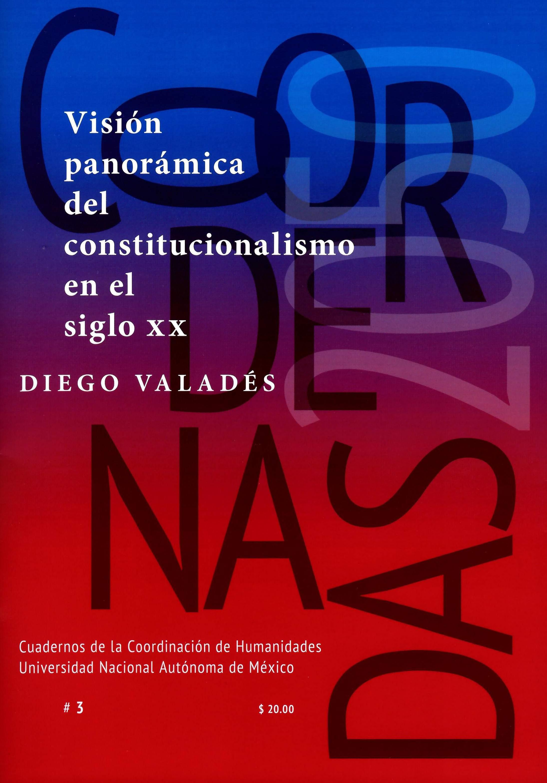 Visión panorámica del constitucionalismo en el siglo xx