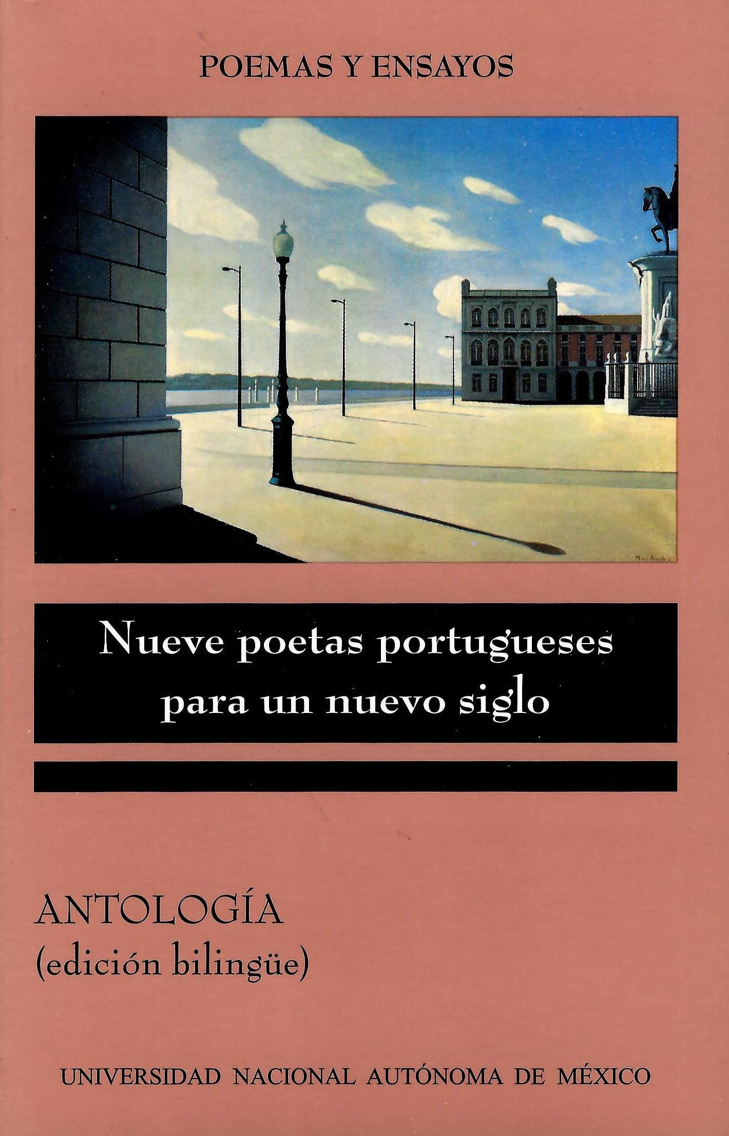 Nueve poetas portugueses para un nuevo siglo. Antología (edición bilingüe)