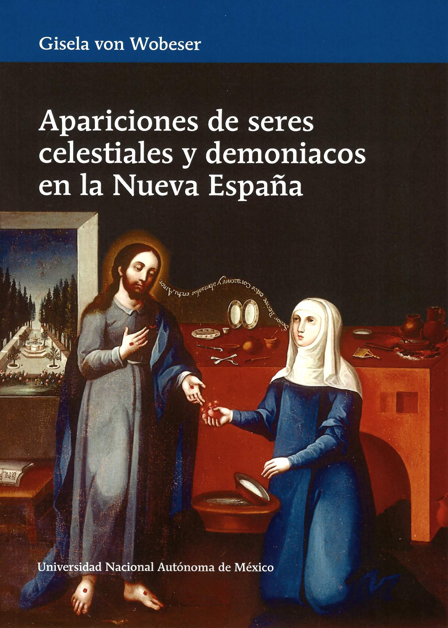 Apariciones de seres celestiales y demoniacos en la Nueva España