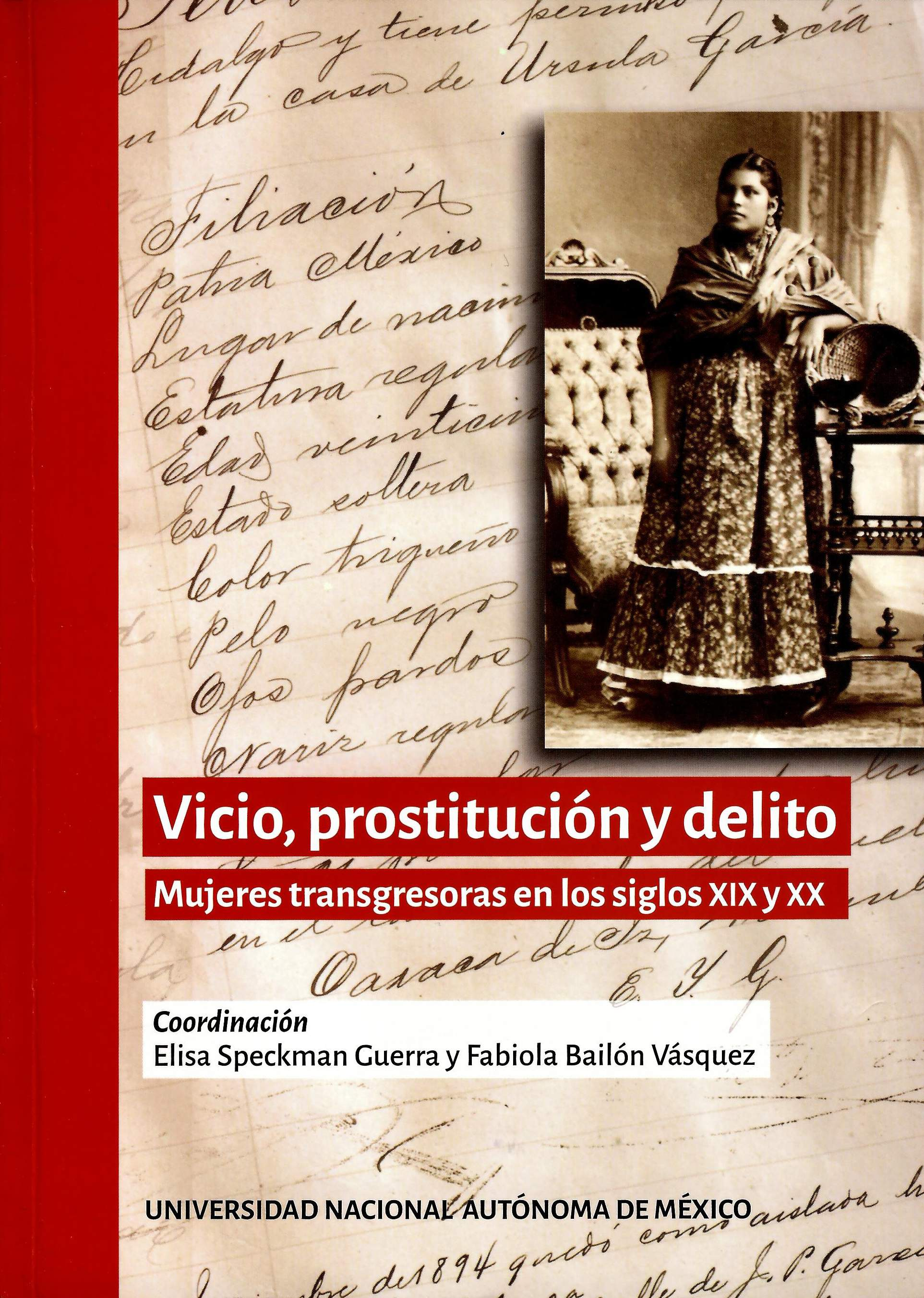 Vicio, prostitución y delito: mujeres transgresoras en los siglos XIX y XX