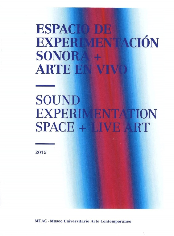 Espacio de Experimentación Sonora + Arte En Vivo