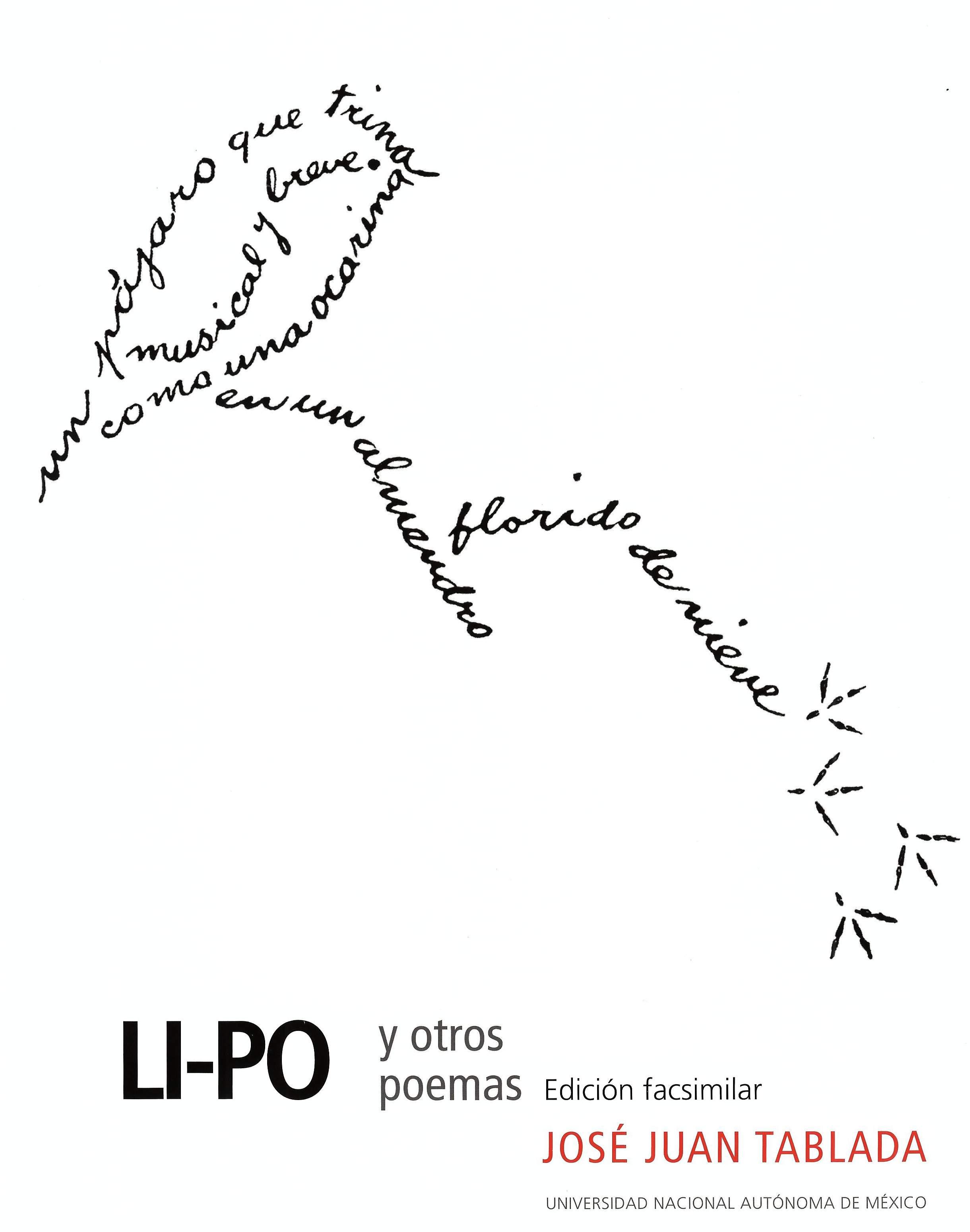 Li-Po y otros poemas
