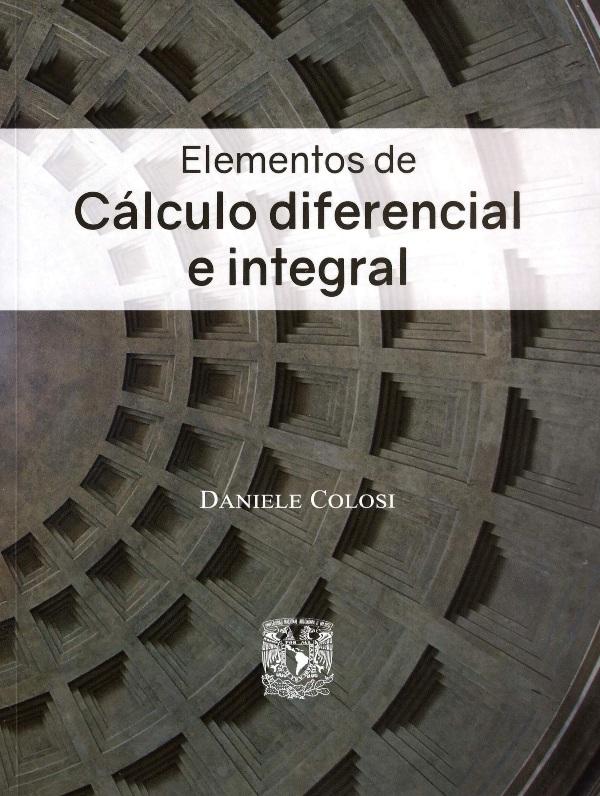 Elementos de cálculo diferencial e integral