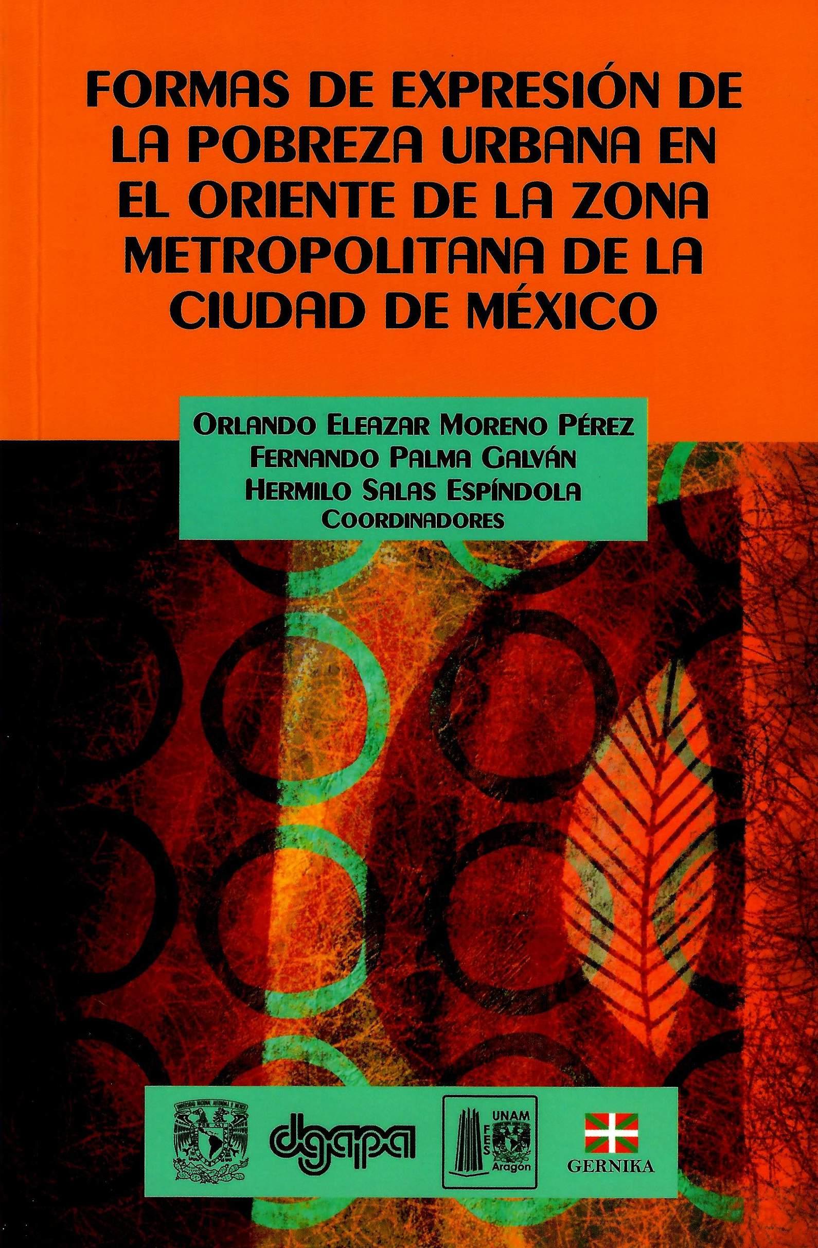 Formas de expresión de la pobreza urbana en el oriente de la zona metropolitana de la