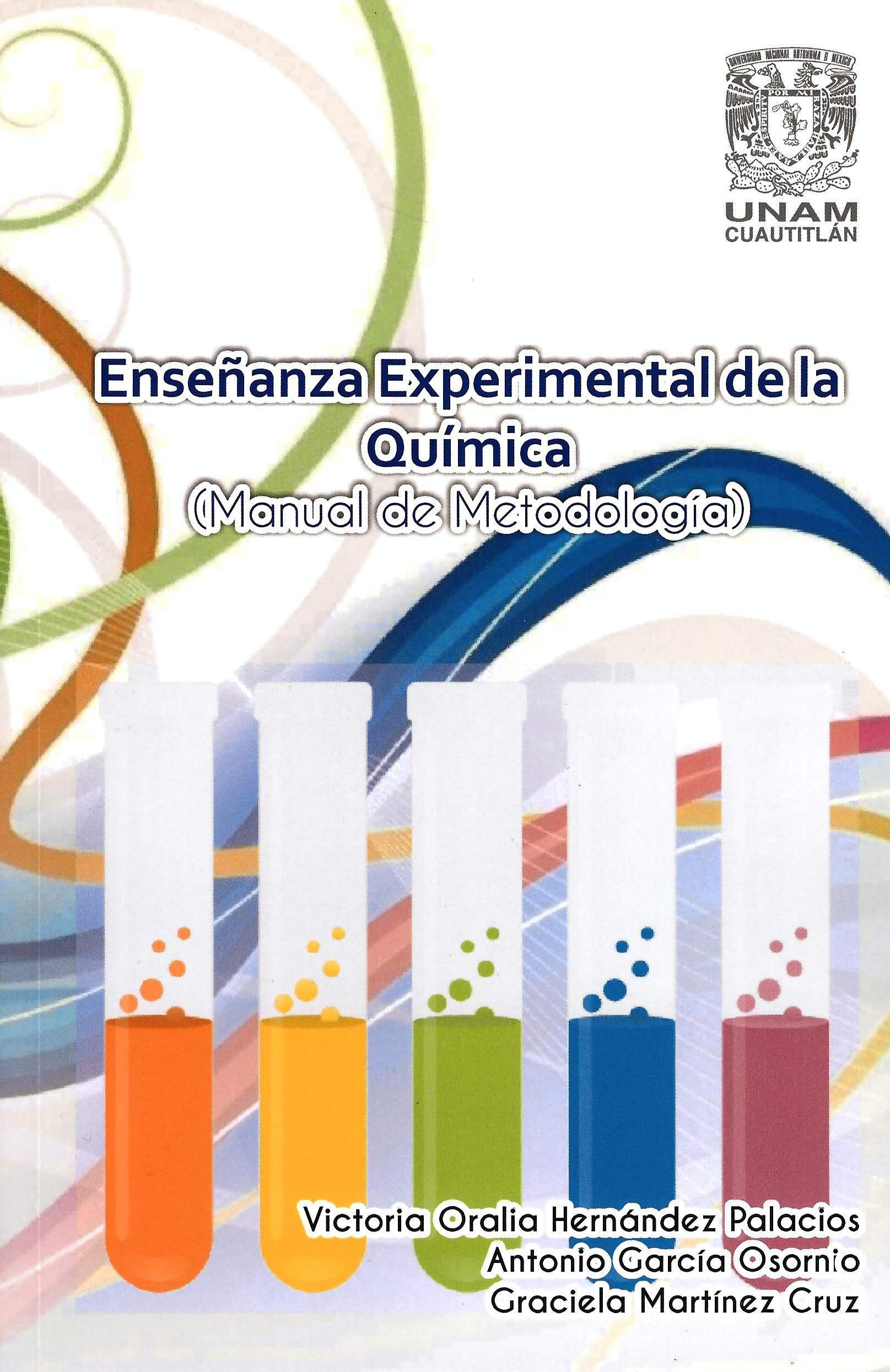 Enseñanza experimental de la química: manual de metodología